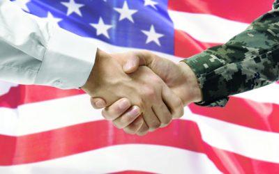 VetRaaS? Military Veteran Recruitment as a Service