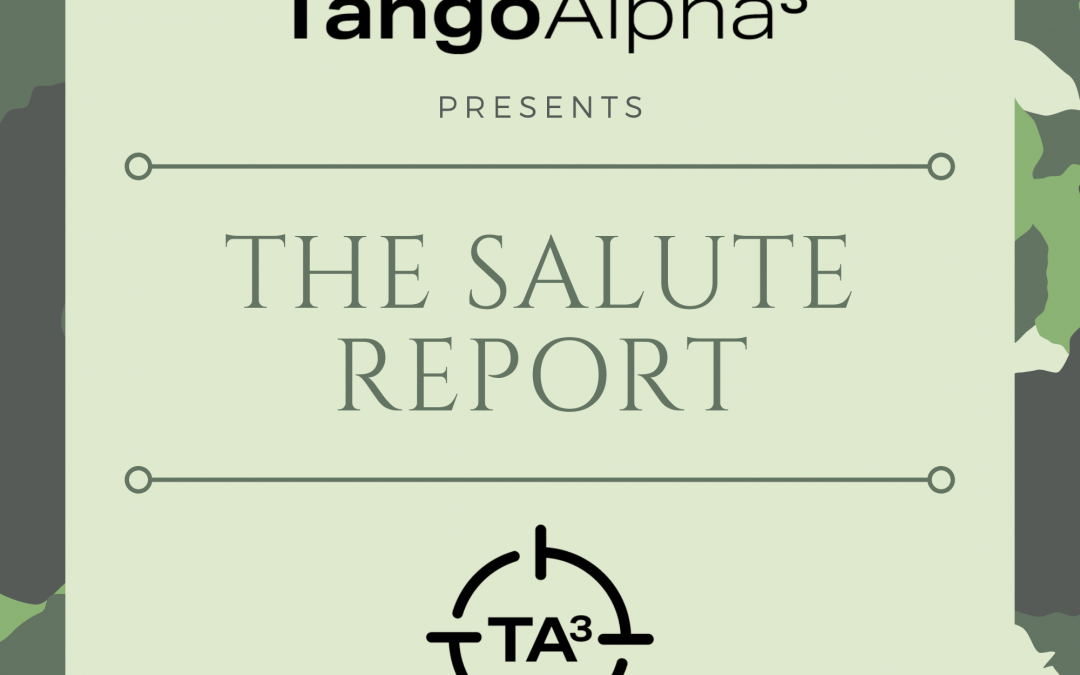 """The SALUTE Report"" Podcast – Episode 2: Dave Carey"