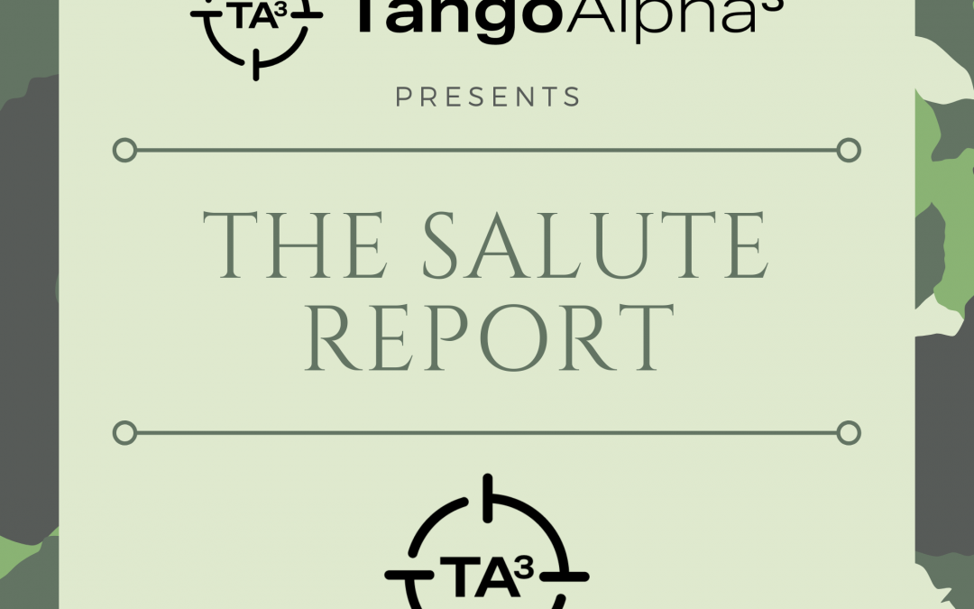 """The SALUTE Report"" Podcast – Episode 1"