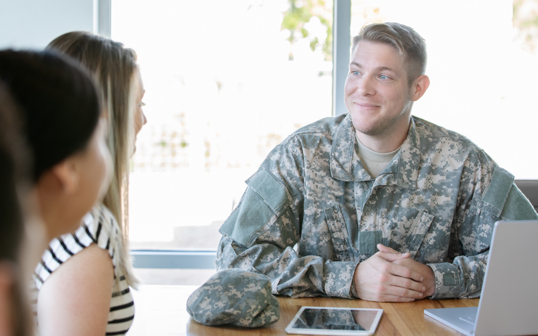 Glancing back…looking ahead; What the heck is VetRaaS? (hint: Military Veteran Recruiting as a Service)